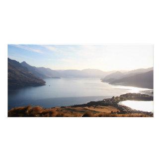 Mountain View 1 Customized Photo Card