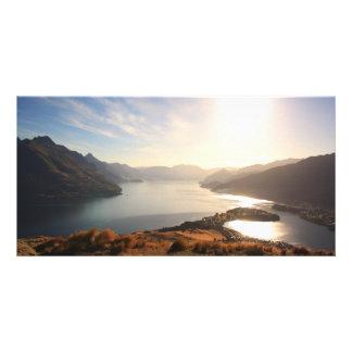 Mountain View 2 Photo Card