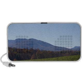 Mountain View Laptop Altavoz