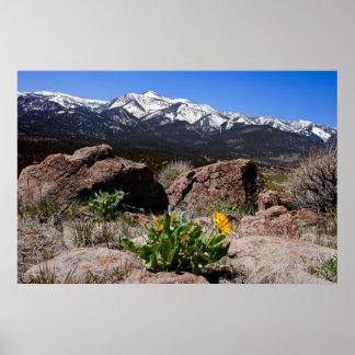 Mountain View de Sierra Impresiones