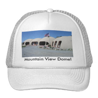 mountain view dome hat