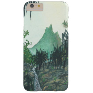 Mountain View From Kee'e Beach Barely There iPhone 6 Plus Case
