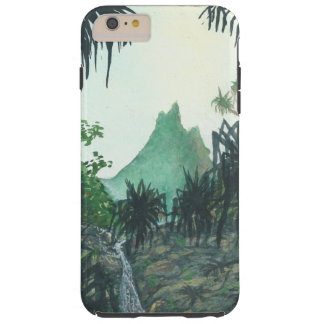 Mountain View From Kee'e Beach Tough iPhone 6 Plus Case