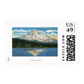 Mountain View from Lost Lake Postage