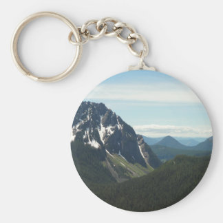 Mountain View Keychain