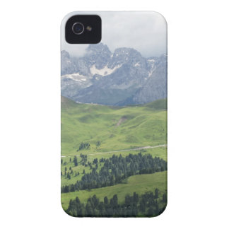 Mountain View panorámico iPhone 4 Case-Mate Protector
