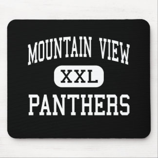 Mountain View - Panthers - Continuation - Mojave Mouse Pad