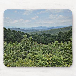 Mountain View - parque nacional de Shenandoah Alfombrilla De Ratón