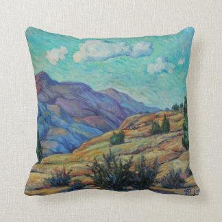 Mountain View Pillow