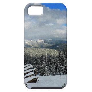 Mountain View rocosos iPhone 5 Case-Mate Funda