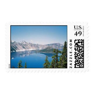 Mountain View Stamp