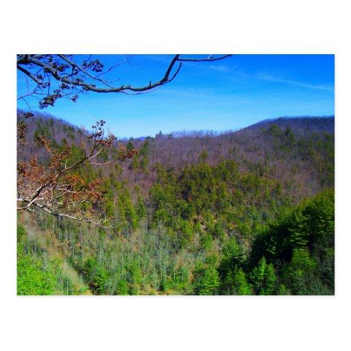 Mountain View Tarjetas Postales