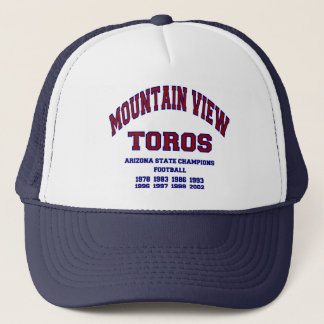 Mountain View Toros Trucker Hat
