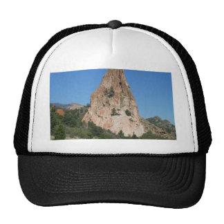 Mountain view trucker hat