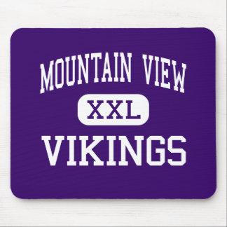 Mountain View - Vikings - High - El Monte Mouse Mat