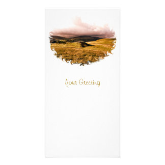 MOUNTAIN VIEWS PICTURE CARD
