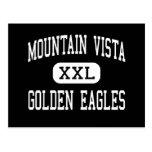 Mountain Vista - Golden Eagles - Highlands Ranch Postcard
