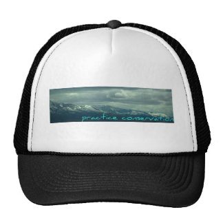 Mountain Vista practice conservation Trucker Hat