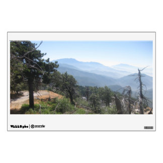 Mountain Vista Wall Decal