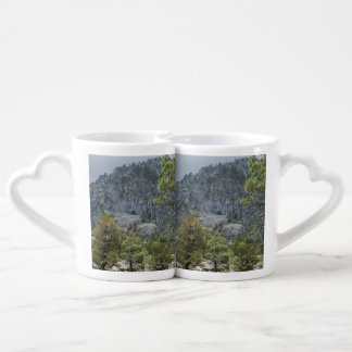 Mountain Wall Coffee Mug Set