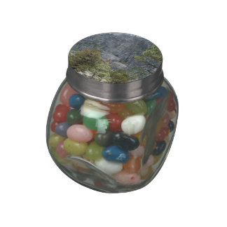 Mountain Wall Jelly Belly Candy Jar
