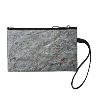 Mountain wall Stone Background Coin Purse