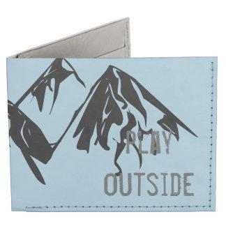 Mountain Wallet Tyvek® Billfold Wallet