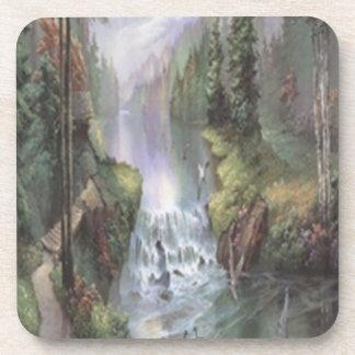 Mountain Waterfall Coasters
