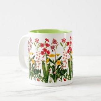Mountain Wild Flowers Coffee Mug