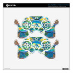Mountain Worlds Electronics Skins PS3 Controller Skin