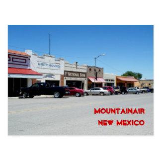Mountainair Postcard