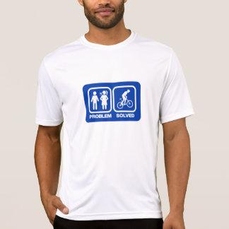 MOUNTAINBIKING PROBLEM SOLVED T-Shirt