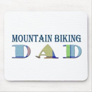 MountainBikingDad Mouse Pad
