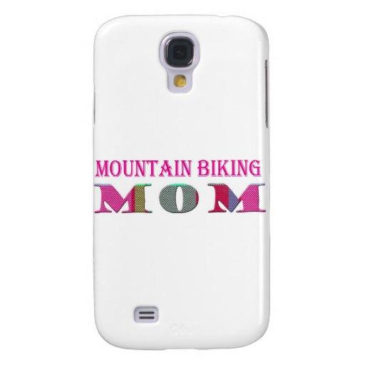 MountainBikingMom Funda Para Galaxy S4