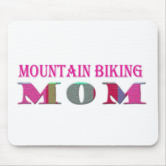 MountainBikingMom Mouse Pad