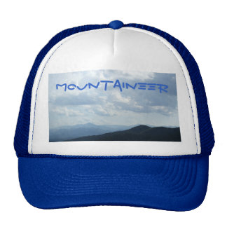 Mountaineer Hat - Customized