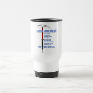 Mountaineering 2 travel mug