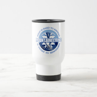 Mountaineering (Endure) Travel Mug