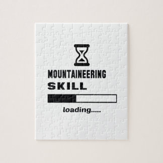 Mountaineering skill Loading...... Jigsaw Puzzle