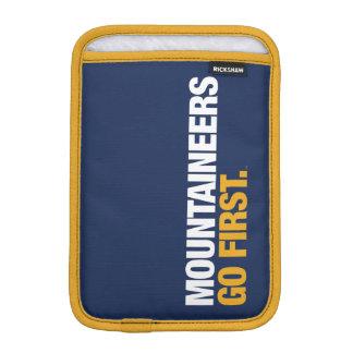 Mountaineers Go First iPad Mini Sleeve