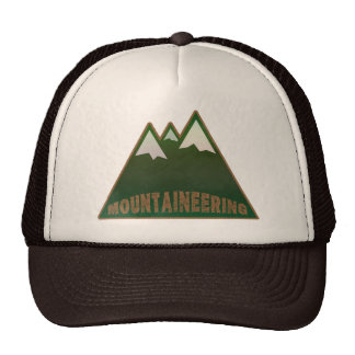 mountaineers, mountain style hat