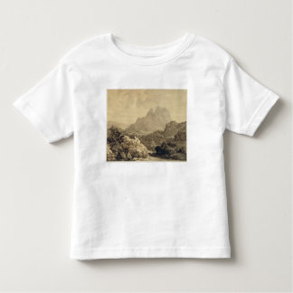 Mountainous Landscape, c.1780 (grey and brown wash Toddler T-shirt