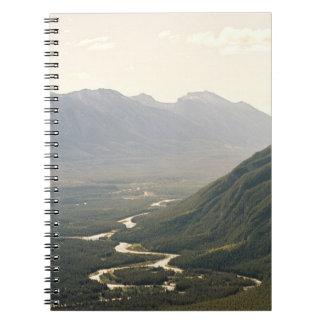 Mountainous Notebook