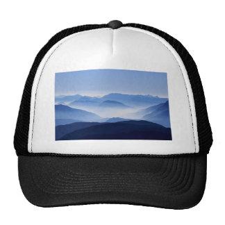 mountains-863 trucker hat