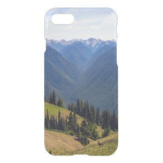 Mountains and Deer iPhone 8/7 Case