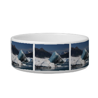 mountains and ice bowl