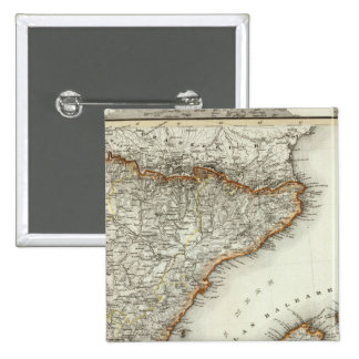 Mountains and Rivers of Canary Islands Button