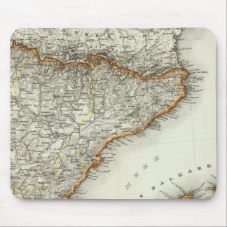 Mountains and Rivers of Canary Islands Mouse Pad