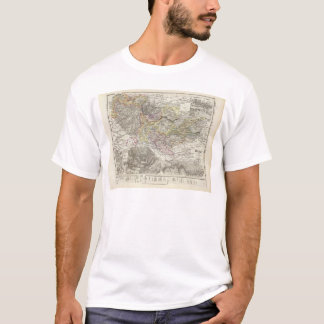 Mountains and Rivers of Harz Germany T-Shirt