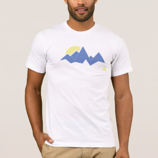 Mountains and Sun Tee